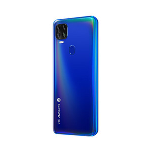 "ZTE origine Axon 11 SE 5G mobile LTE Téléphone 6Go RAM 128Go ROM MTK 800 Octa base Android 6,53"" Plein écran 48MP 4000mAh Face ID Cell Phone"