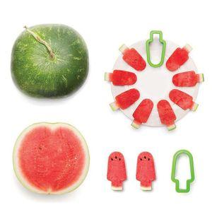 Watermelon Slicer Creative  Sucker Model Watermelon Cutter Fruit Platter Tools