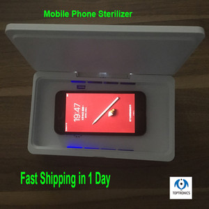 Новый многофункциональный нано покрытие машины полноавтоматический многофункциональный мобильный телефон Маска Sterlizer обновление смотреть дезинфектор сотового телефона