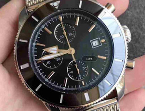 High Quality New Fashion Automatic Mechanical Movement Mens Watches Sapphire Glass sports men's watches 7750