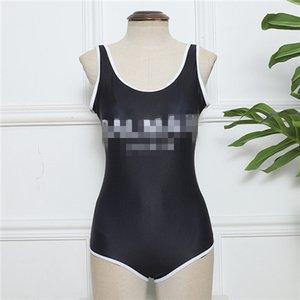 Luxus Sexy one-piece G2 BALMALNBikini für Frauen Badeanzug Mit Buchstaben Sommer Marke Bademode Dame Backless Badeanzüge 3 Farben s-XL Op