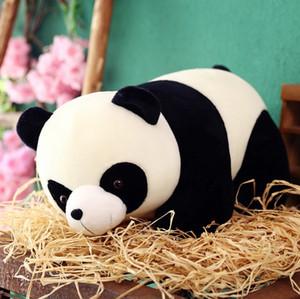 Cute Baby Big Giant Panda Bear Plush Stuffed Animal Doll Animals Toy Pillow Cartoon Soft Kawaii Dolls Girls Kids Birthday Gifts
