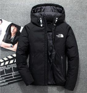 20SS Высокое качество нового Winter Мужская пуховик куртка отдыха Марка пуховик теплый лыжный Мужские пальто FAC 1805
