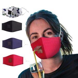Мода Bling блестки маска для лица 6 стилей красочные ветрозащитные противотуманные маски регулируемые ушные ремни многоразовые моющиеся велосипедные маски