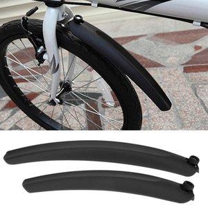 2pcs Mountain MTB Bike Bicycle Cycling Road Tire Front Rear Mudguard Fender Set