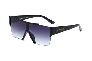 2020 Marchi occhiali da sole Designers Grande nuovo metallo Occhiali da sole per gli uomini donne Silver Mirror 56 millimetri 62mm lenti in vetro di protezione UV