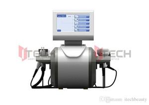 RU + 5 Réduction de graisse Portable multifonction Ultrasonores 5MHz RF 100kpa Aspirateur 40kHz Cavitation de la fréquence radiofréquence