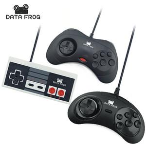 Подарок 3 шт Проводной USB Джойстик USB PC Gamepad Gaming Controller Game джойстик для ПК портативного компьютера Бесплатной доставка