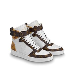 Бумбокс 1A5MWJ в Fastlane тапки роскошные дизайнер-Ман женщин зашнуровать кроссовки мода мужские дизайнерские тренеры свободного покроя обувь 35-45