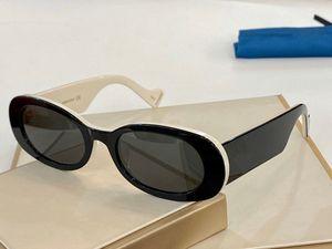 여성 남성 특별 UV 보호 여성 디자이너 빈티지 작은 타원형 프레임 최고 품질의 새로운 0517 선글라스 무료 경우 0517S으로 오세요