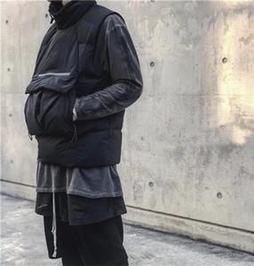 Neue Designer Herren Jacke Ärmel Vestmens und Mens das Gesicht Wintermode Mäntel Mann unten Herren Weste Eindickung Weste B103364D