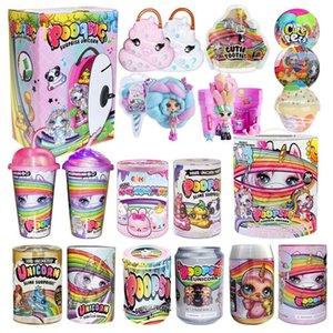 Großhandelsqualitäts-Überraschung Puppe Poopsie Slime Blind Box Überraschung Einhorn Charakter Spielzeug Hocker Slime Spielzeug Geburtstags-Geschenk für Kinder