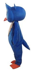 Wholesale-2018 High quality hot owl mascot costume custom mascot carnival fancy dress costumes school mascot college