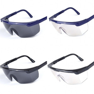 Occhiali protettivi per la sicurezza Occhiali protettivi per la sicurezza industriale Nero anti-riflesso Vento Raggi ultravioletti Occhiali anti-shock Nuovo arrivo 6lt L1