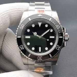 N die höchste Version Uhren Edelstahl 904L 3130 automatisches Uhrwerk kein Kalender Wasser Geist Designer-Uhren Uhren der Marke verfeinerte