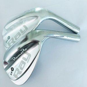 Yeni Golf kafa RomaRo Ray SX-R Golf 48 50 52 54 56 58 60 derecelik Kulüpler Golf kafaları Hayır Cooyute Ücretsiz gönderim şaft takozlar üst