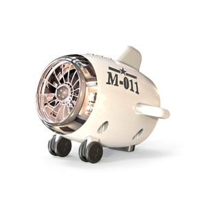 M11 portátil inteligente pequeño avión altavoz bluetooth mini altavoz inalámbrico Bluetooth TWS Altavoz Bluetooth multifunción