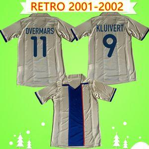 2000 2001 RETRO FOOTBALL SHIRT 00 01 Vintage soccer jerseys classic XAVI RIVALDO KLUIVERT COCU OVERMARS SAVIOLA Golden PUYOL LUIS ENRIQUE