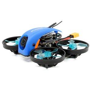SPCMAKER MINI Whale HD 78 millimetri 2-3S Brushless Whoop corsa Drone BNF - FrSky Ricevitore