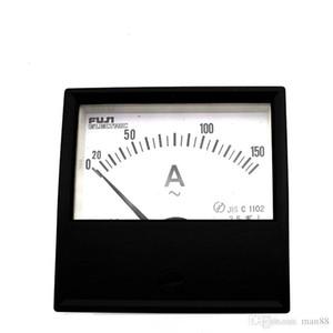 Japan FUJI FS-60 AC ammeter 150A pointer mechanical head