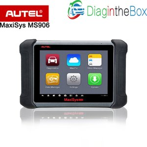 Autel MS906 MaxiSys Automotive Diagnostic System potente di MaxiDAS DS708 DS808 libera aggiornamento on-line