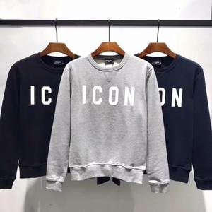 2019 남성의 면화 라운드 넥 풀오버 야구 유니폼 스웨터 남성 스포츠 캐주얼 가을과 겨울 긴 소매 스웨터 DS2745555