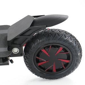 New off-road 3600w 60v kick scooter electric EcoRider E4-9 powerful