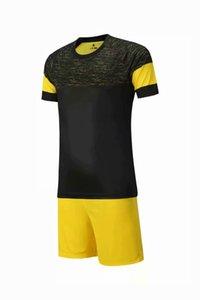 Профессиональный пустой пользовательские мужчины / дети мальчики футбол трикотажные изделия набор униформа одежда работает комплект дышащий футбол рубашка спортивный костюм BS01