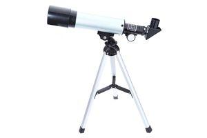 telescope Monocular binoculars hd scope Astronomical Landscape Lens Single-tube Telescope with 2 Eyepieces Tripod for Beginners 2017