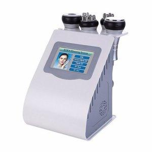 냉각 된 trolly 겔 효과적인 강한 40K 초음파 캐비테이션 바디 조각 슬리밍 진공 RF 피부 사무소 바디 리프트 레드 광자 기계