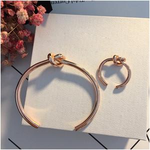 Silver Bow nó anéis de ouro fino espumante Bow Anéis para as Mulheres Compatível Jóias Luxurydesigner marca para mulheres de alta qualidade com selo