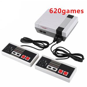 게임 플레이어 미니 TV 핸드 헬드 게임 콘솔 비디오 콘솔 네스 게임 고전 게임 듀얼 게임 패드 게임 플레이어