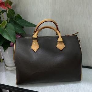 Bolso de mujer Estilo clásico Bolsos de moda bolso de mujer diseñador Bolsos de hombro Lady Totes bolsos de lujo bolsos Hombro veloz 25 30 35