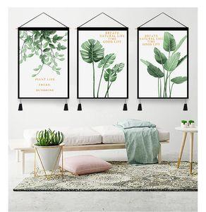 40 stili ins Tapestry Nordic camera Comodino layout Famiglia Hanging Immagine Meter Box Tapestry Fabric decorazione domestica XD23565