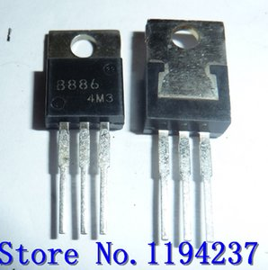 Ücretsiz kargo 5 adet 2SB886 B886 + 5 adet 2SD1196 D1196 TO220 yeni orijinal otantik 5 Pair = 10 ADET / GRUP