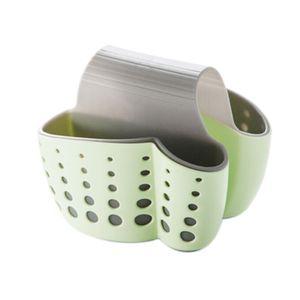 1 pcs Portable Hanging Drain Basket Storage Home Kitchen Bathroom Storage Gadget Tools Sink Holder Sink storage Rack