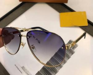 Best-seller pilotos estilo estrutura requintado top artesanal marca de designer de qualidade óculos de sol UV400 óculos de proteção de luxo com caso