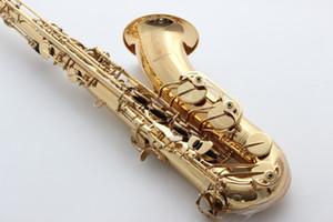 야나기사와 테너 색소폰 TWO1 골드 래커 (케이스 포함) 색소폰 테너 마우스 피스 합주 리드 악기 액세서리