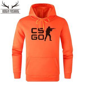 CS GO cappuccio Counter Strike Global Offensive CSGO Hoody felpe in pile pullover tute uomini autunno inverno i vestiti W18