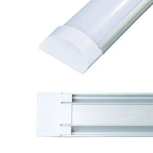 Shop luz T8 Tubo 2FT los 3FT 4FT Explosion Proof Luces de tubo de dos LED LED tubo Fixture iluminación de techo de la lámpara Grille