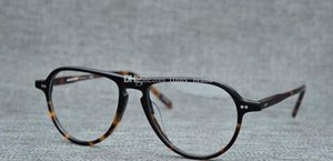 Hochwertige JASPER Brille Single-Bridge Blonde Brille für Korrekturbrillen 52-18-145 Brille Mit Originalverpackung