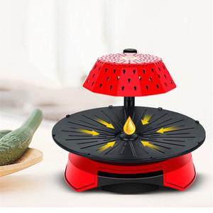 Jamielin commerciale elettrico barbecue Grade macchina antiaderente elettrico Griddles 3D Infrared Grills arrosto di carne per uso domestico