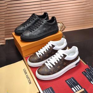 2019 Barato zapatos de vestir para hombre mocasines de diseño para hombre zapatos para hombres zapatos de lujo Paño y cuero entrelazados moda ocio hombres preferidos