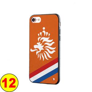 Best selling Famosa Sport cartone animato stella del calcio della squadra di football di silicone TPU di plastica trasparente della cassa del telefono della copertura trasparente per iPhone