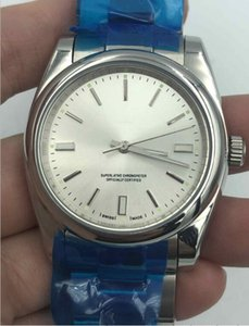 Мужские часы 40мм автоматические механические часы из нержавеющей стали наручные часы Man порты Self-ветра Часы Оптовая цена
