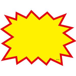 Promosyon Fiyat Etiketi Etiket Kağıt Fiyat Kart Patlama Şeklinde Fiyatlandırma Bilet Görüntülü Reklamcılık Banner Etiket Etiket Özel Fırsat Poster ZZA1880