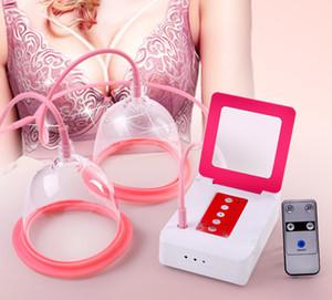 الكهربائية تكبير الثدي أداة مدلك الثدي تكبير الثدي المنزلية أداة فراغ ضغط شفط الدهون الجهاز
