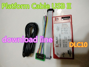 1 pc New HW-USB-II-G DLC10 Platform Cable USB II download line In Stock Free Shipping