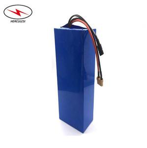 Batteries de vélos électriques sur mesure 48V 30Ah 35Ah Lithium Ion Batteria pour 2880W 2700W 2500W 2000W 1500W Accu Ebike + 5A chargeur