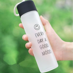 Tumbler Mug Water Bottles Adult Outdoors Sport Fitness Color Glass Space Cup Easy To Carry Kid Child Children School Cups RRA3111